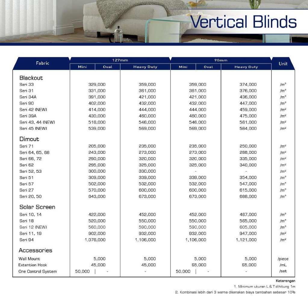 harga vertical blind onna biru