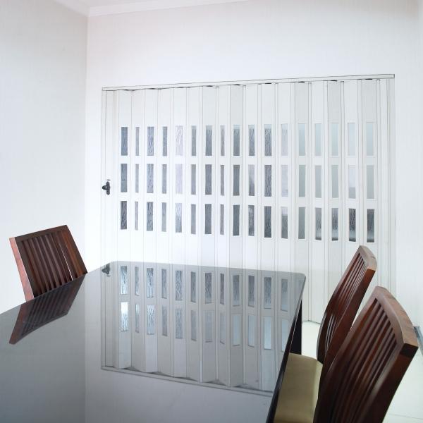 Folding Door Plastik PVC