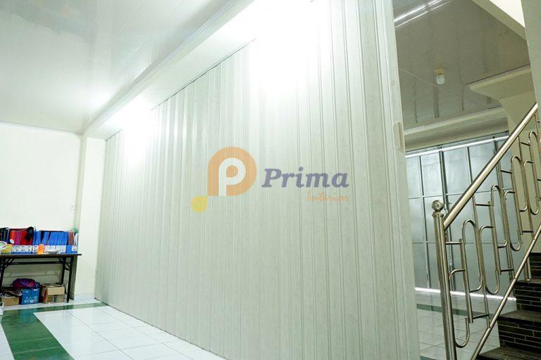 Harga Folding Door PVC Semarang Terlengkap dan Terbaru