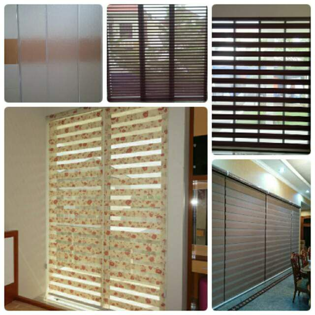 Harga Gorden Horizontal Blind