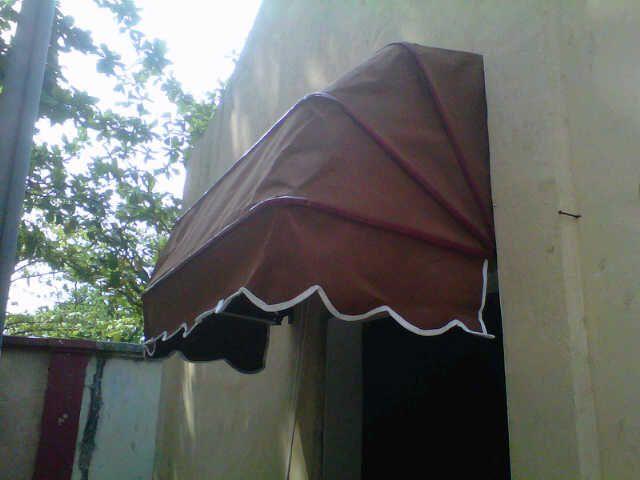 kanopi untuk keindahan rumah