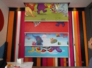 roller blind digital printing