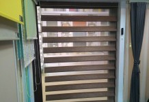 jual ares blind