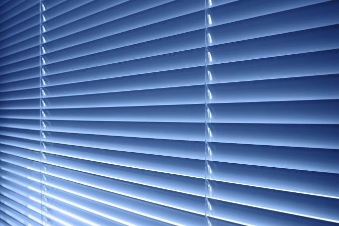 Horizontal Blind Sharp Point, Blind Kualitas Super