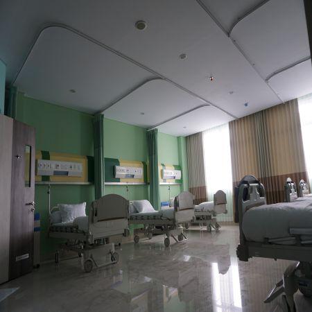 rel rumah sakit dan gorden rumah sakit