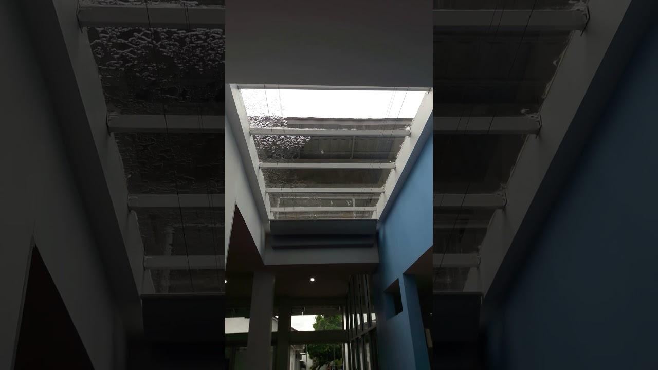 harga skylight motorized