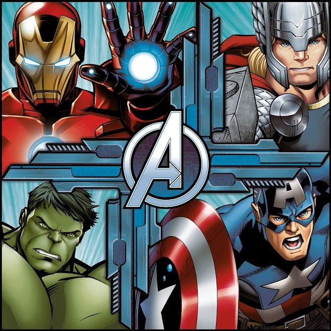harga wallpapper avenger 2