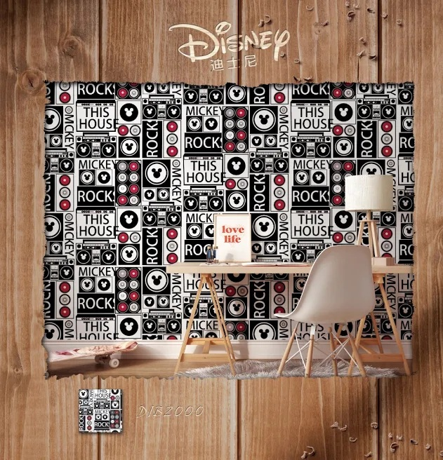 harga wallpapper disney3