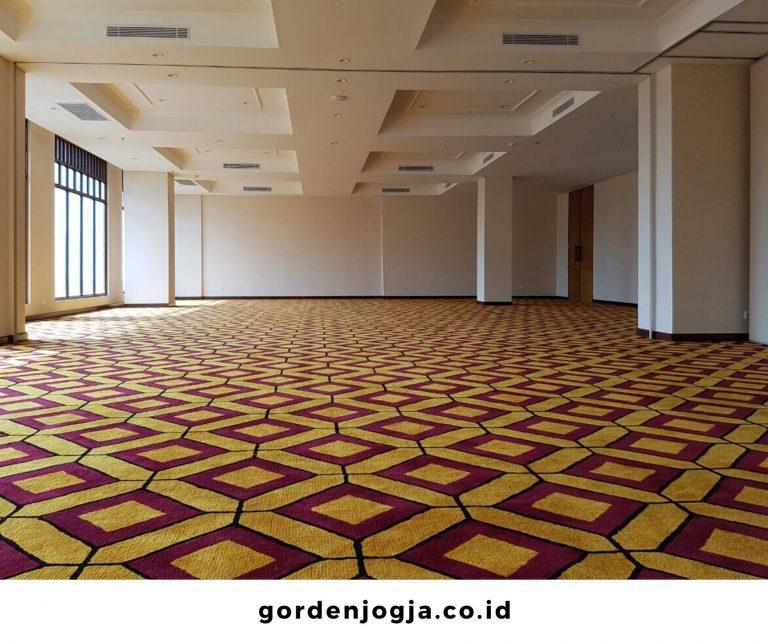 Jual Karpet Lantai untuk Hotel Paling Murah di Daerah Yogyakarta