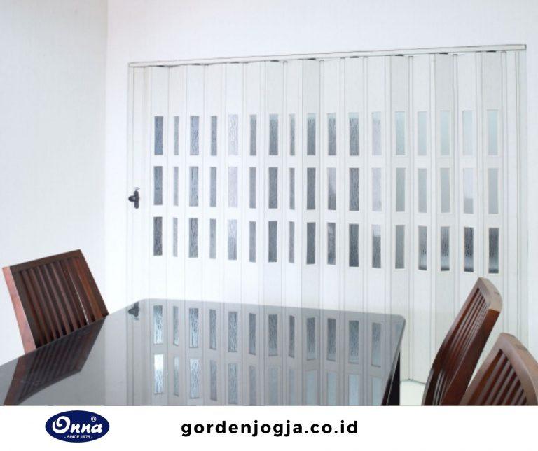 Harga Sekat Ruangan PVC Termurah di Daerah Yogyakarta