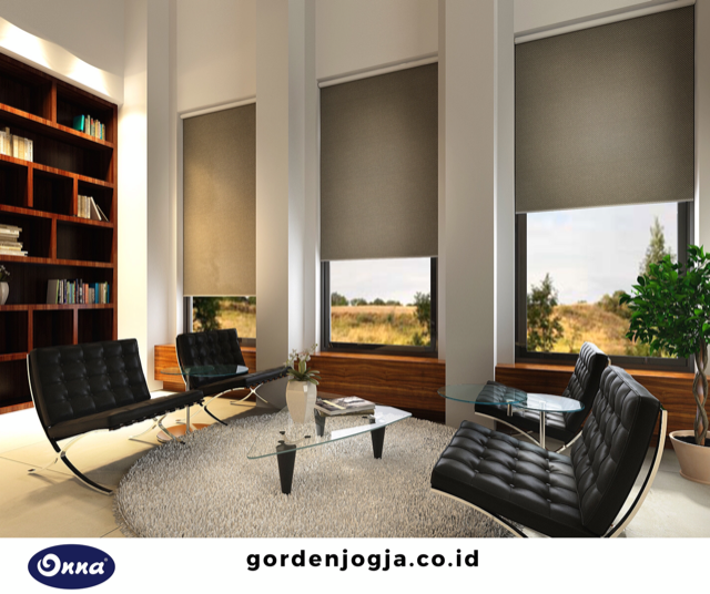 keunggulan roller blinds