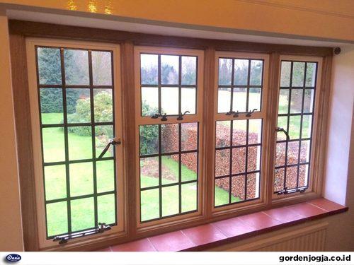 jendela rumah unik