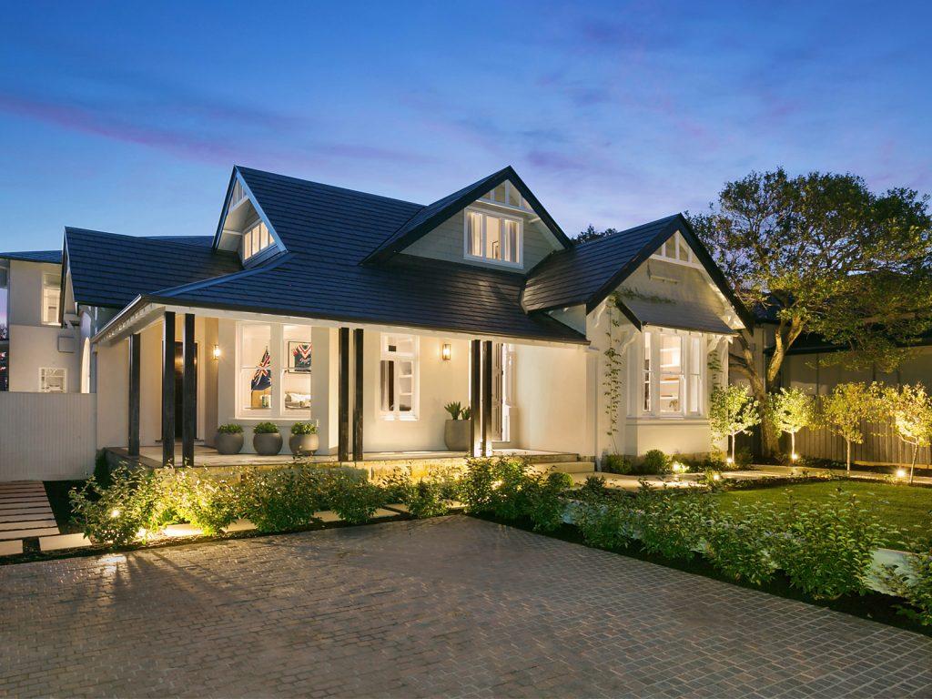 Inspirasi Rumah Mewah 1 Lantai Terbaru Dengan Konsep Minimalis