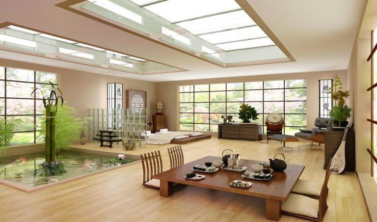 Inspirasi Desain Rumah Jepang  Tawarkan Kenyamanan yang Natural