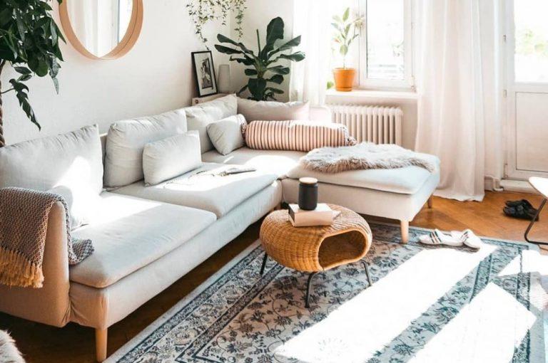 Inspirasi Ruang : Buat Ruang Tamu Aesthetic dengan Cara Ini Yuk!