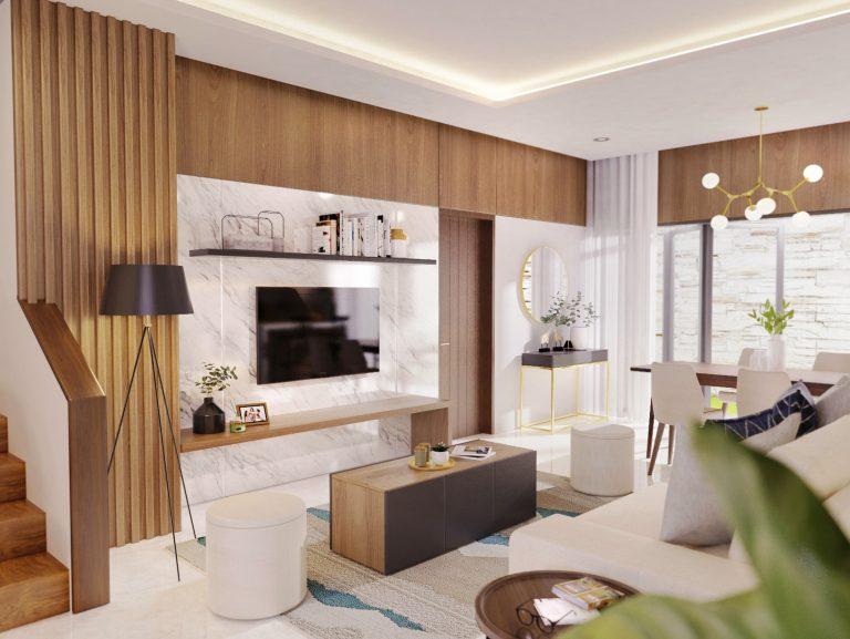Intip Inspirasi Rumah Japandi Minimalis yang sedang Trend