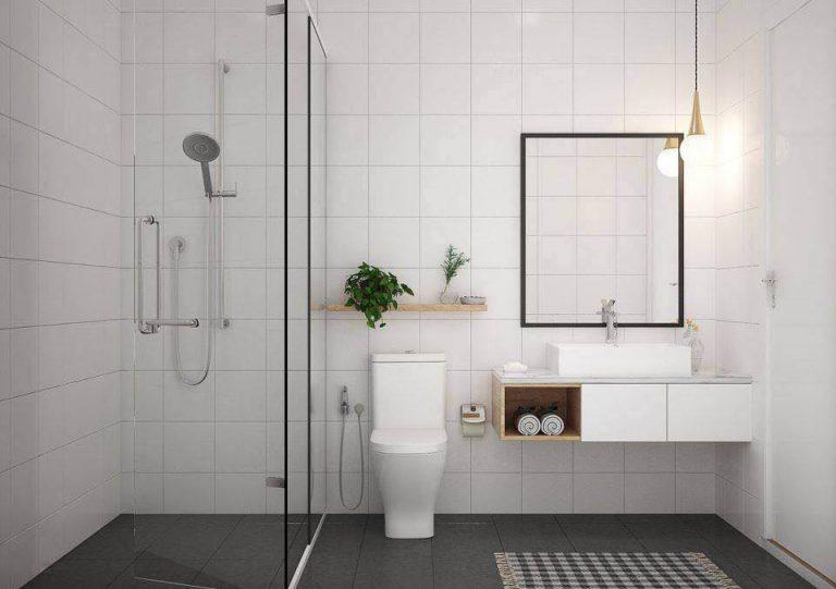 Toilet Minimalis untuk Rumah Mungil agar Tetap Terlihat Luas