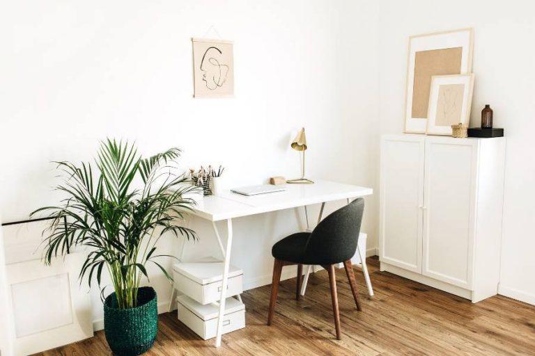 Inspirasi Desain Ruang Kerja Minimalis yang Cocok untuk Ruang Kecil