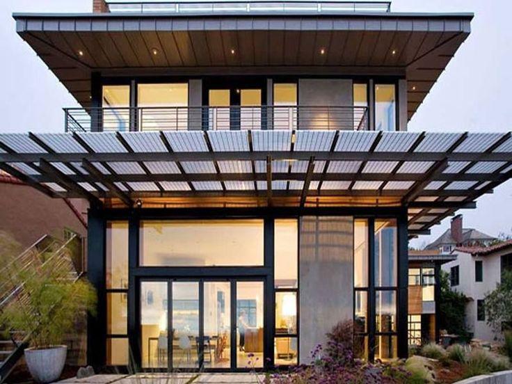 Kanopi Rumah Minimalis Sekadar Estetika atau Fungsional?
